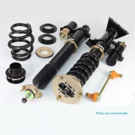 Kit combinés filetés BC Racing Pro2Ways BMW M3 E46